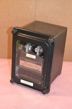 General Electric High Speed Differential Relay  12CFD12B1A Type CFD 60a