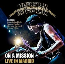 Michael Schenker's Temple of Rock - On a Mission (Live In Madrid)  2CD  NEW