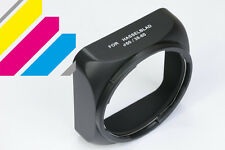 WH-HB60-W Lens Hood For Hasselblad B60 Bayonet 60 38-60 mm Lenses