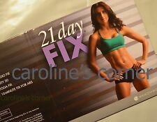 NEW 21 Day Fix Full Workout 2 DVD Set (No Eating Plan No Containers) Beachbody G