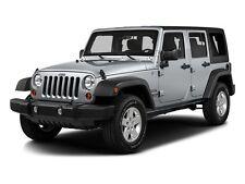 Jeep: Wrangler Rubicon 4X4