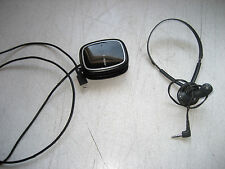 Used T-Moble wall charger & headset w/warranty