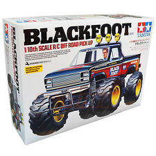Tamiya 1:10 2WD Off Road Pick Up Truck Blackfoot 2016 EP w/ESC RC Cars #58633