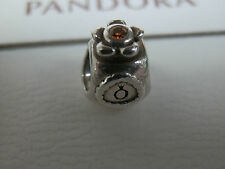RARE RETIRED GENUINE AUTHENTIC PANDORA PERFUME BOTTLE CHARM-790427OCZ-ONLY ONE