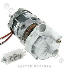 LGB ZF131-DX DISH-WASHER / GLASS-WASHER MAIN WASH INTERNAL RINSE TANK PUMP MOTOR