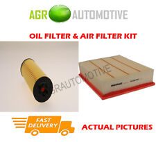 DIESEL SERVICE KIT OIL AIR FILTER FOR AUDI A6 2.5 163 BHP 2002-04
