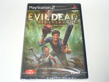 PS2 PlayStation 2 New - Evil Dead Regeneration (Korean Version)