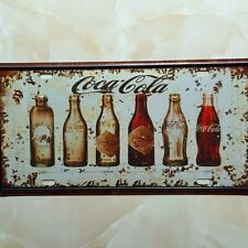 HOT Bere Bottiglie lisense Auto Targa Vintage Tin Sign BAR PUB CASA