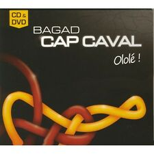 Bagad Cap Caval CD DVD Olole Bagadou music concert Scottish Brittany