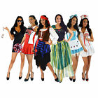 Adult Womens Sexy Fancy Dress Party Costume Outfit Halloween