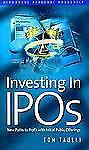 Investing in IPOs by Taulli, Tom