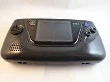 *RESTORED* Sega Game Gear Handheld Black 100% NEW CAPACITORS, NEW SCREEN LENS