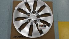 "NEW GENUINE HONDA ACCORD LX 16"" WHEEL COVER HUB CAP 44733-TA5-A00 (ONE CAP)"