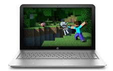 "HP ENVY A10 Quad Core Gaming Laptop 8GB 1TB 15.6"" Full HD R6 Graphics Windows 10"