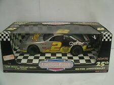 1/18 Ertl American Muscle 25th Anniversary Rusty Wallace #2 Miller NASCAR