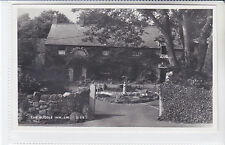 BAY SERIES POSTCARD THE BUDDLE INN, NITON, ISLE OF WIGHT D518. OLD INN