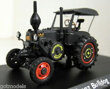 Schuco 1/43 Scale 02645 Lanz Bulldog with roof dark grey diecast model tractor