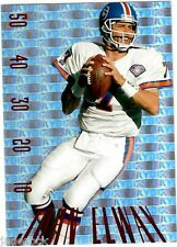 John Elway 1995 Skybox Premium Paydirt Colors Red Foil Variation #PD8 RARE!