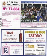 Lotería Nacional. Número 77884 para el Sorteo de Madrid, 22 de Diciembre 2014.