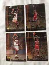 4 Michael Jordan 2000 Upper Deck Gatorade Cards