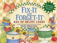 Fix-It and Forget-It Box of Recipe Cards by Phyllis Pellman Good (2007,...