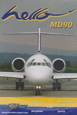 HELLO Airlines, MD-90 Just Planes