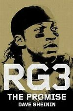 RG3, The Promise by Dave Sheinin (2013, Hardcover)
