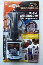 Universal colle adhésif bleu fil Locker pour les métaux en acier laiton aluminium 10g