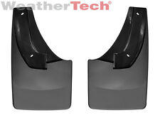 WeatherTech No-Drill MudFlaps for Dodge Ram With FF- 2009-2015 - Rear Pair
