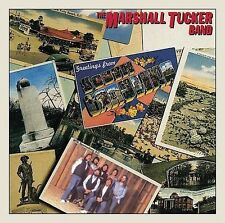THE MARSHALL TUCKER BAND - Greetings from South Carolina (southern rock) CD