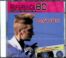 DESIRELESS - BEST OF - REFERENCE 80 - CD ALBUM NEUF ET SOUS CELLO
