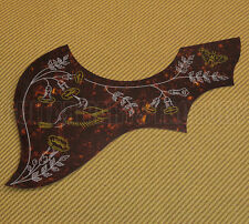 PG-9810-043 Acoustic Guitar Pickguard Tortoise Hummingbird Historically Accurate