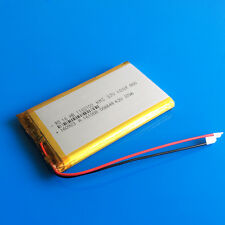 3.7V 10000mAh Lipo 1162103 Rechargeable Battery for Power bank MID Tablet PC DVD