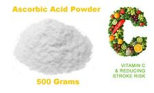 Ascorbic Acid Powder - Vitamin C -  100 % Pure - 500g Bag
