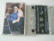 GALA LET A BOY CRY CASSETTE TAPE SINGLE BIG LIFE 1997