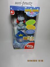 Happy Hippo Telentshow Plüschfigur Louis Luftgitarre Magic Kinder Toys OVP