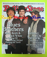ROLLING STONE USA MAGAZINE 1050/2008 Blues Brothers Cee Lo Britney Spears No cd