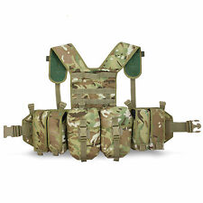 Raven Lighweight Airborne Webbing Set Para SF MTP Multicam 4 Pouch With Yoke