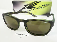 ARNETTE 4219 Pleasantville Matte Mimetic Opaco Occhiali Sunglasses Original New