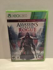 *NEW- Assassin's Creed: Rogue -- Limited Edition (Microsoft Xbox 360) [2014]