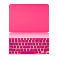 "Laptop Rubberized Hard Cover Case for Macbook Pro 13/15"" Retina Air 11/13"" Inch"