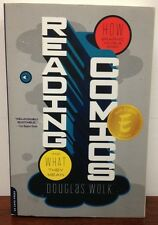 READING COMICS Graphic Novels & How They Work Paperback Book TPB Doulglas Wolk