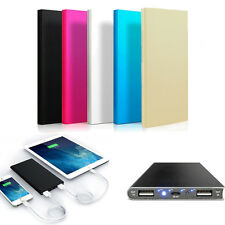 Universal 20000mAh Backup External Battery USB Power Bank Charger for Cell Phone
