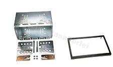 Autoradio 2-DIN Doppel DIN Blende Einbauset für Citroen Citrön C3