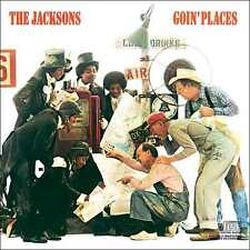 JACKSONS : GOIN PLACES (CD) sealed