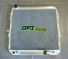 For 50mm Toyota Surf Hilux 2.4/2.0 LN130 AT/MT Aluminum Radiator