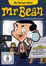 DVD * MR. BEAN - CARTOON-SERIE - STAFFEL 2 / VOL. 1 DER GRUSELFILM # NEU OVP +