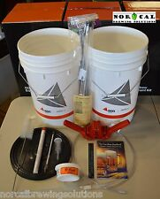 True Brew DELUXE Craft BEER BREWING EQUIPMENT KIT 5 Gallon Homebrew w/ Star San