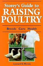 Storey's Guide to Raising Poultry: Breeds, Care, Health-ExLibrary