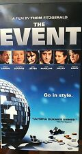The Event (VHS) 2003 drama stars Parker Posey, Olympia Dukakis, Sarah Polley
